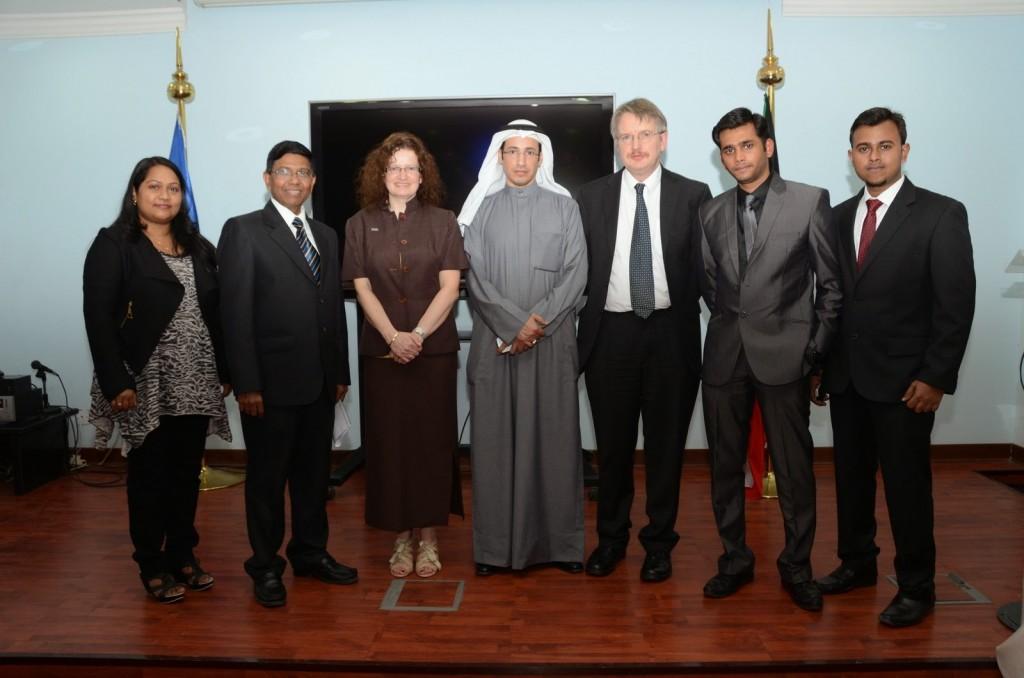 PFS Seminar - Kuwait